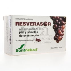RESVERASOR 60 TABLETS OF 600MG