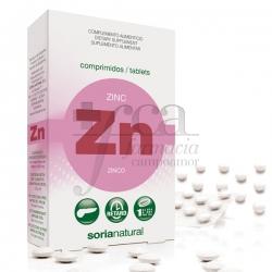 ZINC 200 MG 48 TABLETS RETARD R.11135