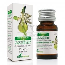 ACEITE ESENCIAL AZAHAR 15ML SORIA NATURAL