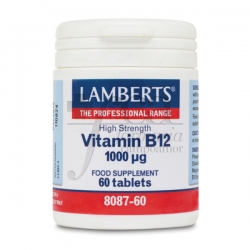 VITAMINE B12 1000MCG 60 TABLETS