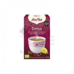 YOGI TEA DETOX 17 TEA BAGS
