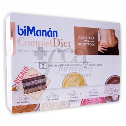 BIMANAN COMPLET DIET 15 SHAKES + GIFT PROMO
