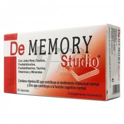 DE MEMORY STUDIO 30 CAPSULES