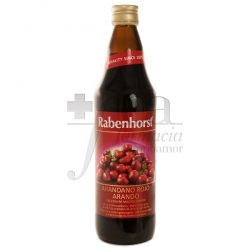 RABENHORST LINGONBERRY JUICE  750 ML